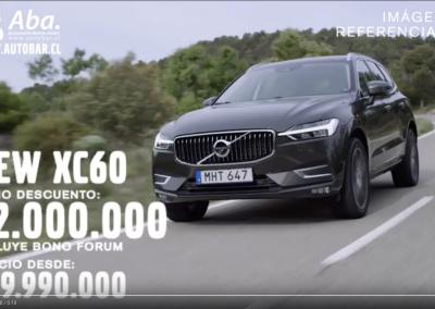 ABA – Volvo Julio 2018