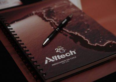 ALLTECH : Cuaderno Corporativo