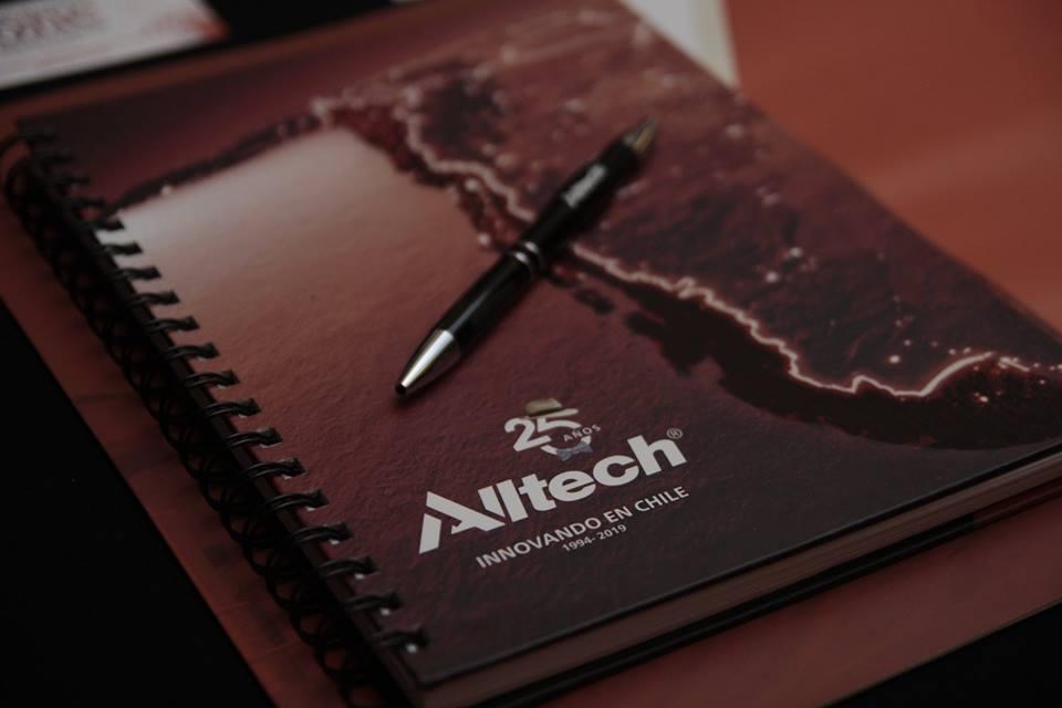 ALLTECH - Cuaderno Corporativo - 1
