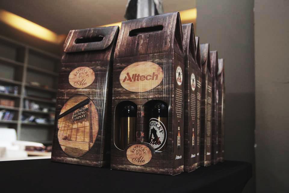 ALLTECH – Packaging Cerveza