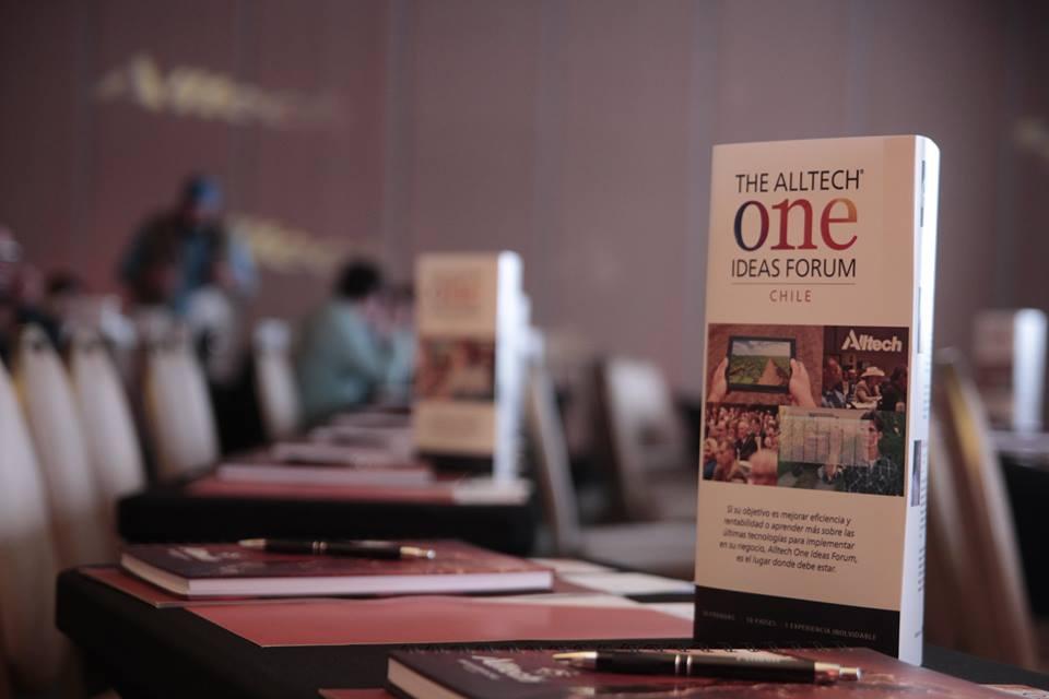 ALLTECH - One Ideas Forum - 1