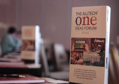 ALLTECH – One Ideas Forum