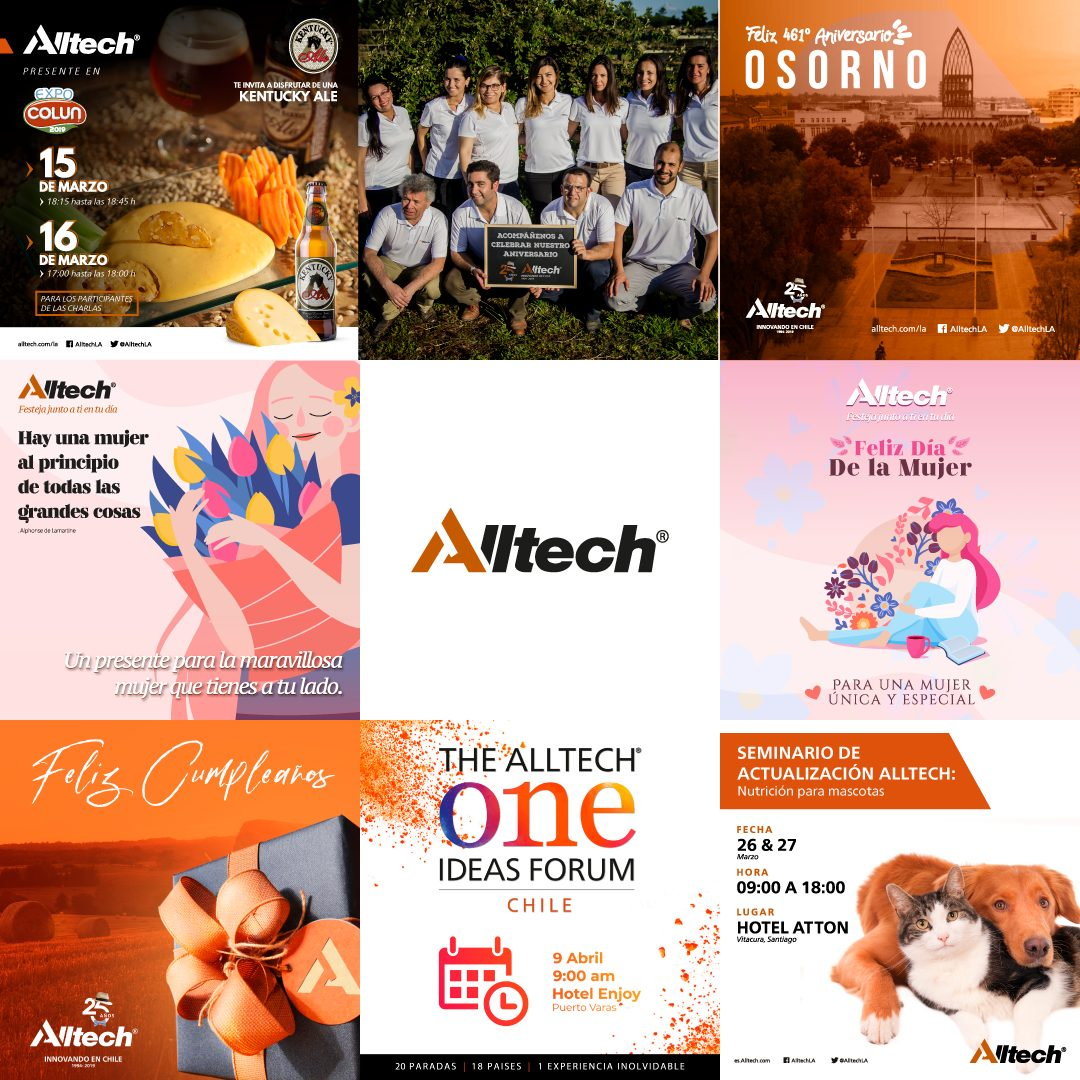 ALLTECH - Redes Sociales - 1