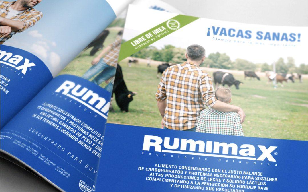 AEG – RUMIMAX® – Publicidad en Revistas