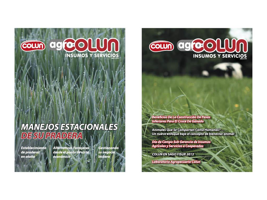 COLUN - Revista Agrocolun - 5
