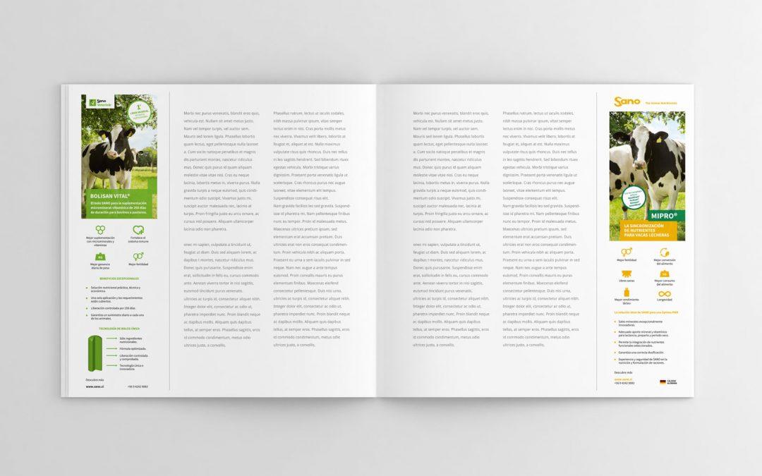 SANO – Publicidad Revista
