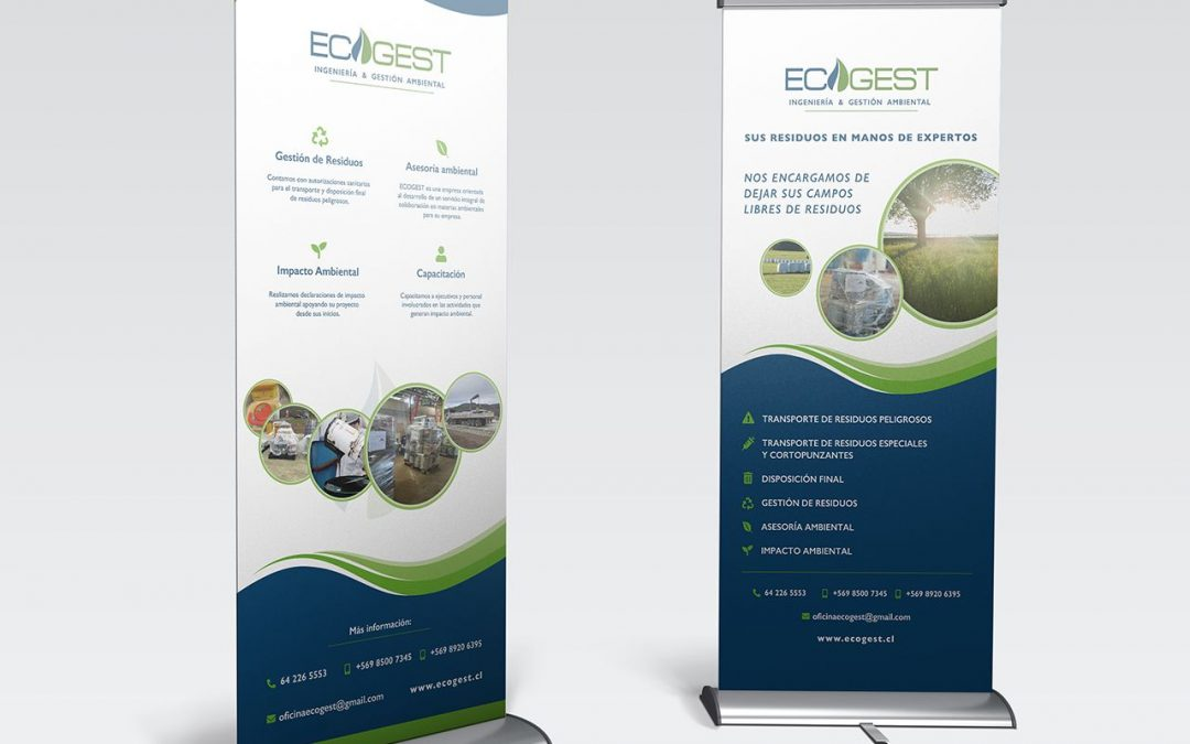 ECOGEST – Merchandising