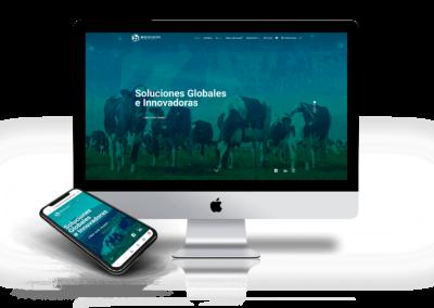 BIOGENESIS – Sitio Web & Catálogo de Productos