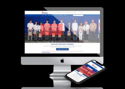 CEPA – Sitio Web