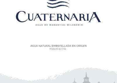 AGUAS CUATERNARIA